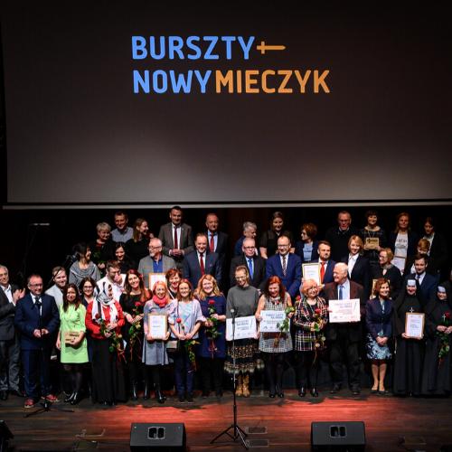 25 Gala Nagrody Bursztynowego Mieczyka