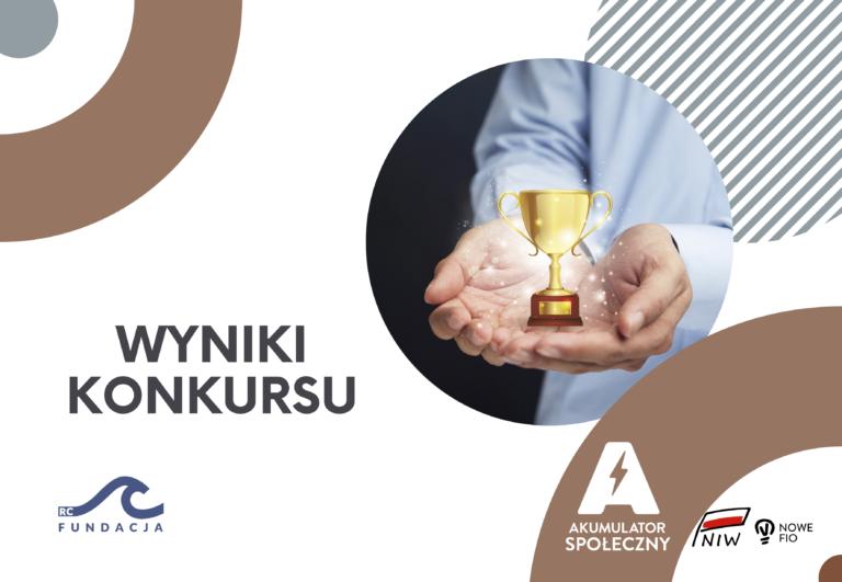 Wyniki konkursu Nowy Akumulator Społeczny 2021 – Miasto Gdańsk
