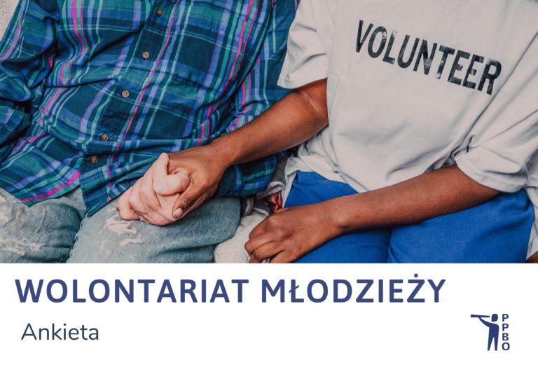 Ankieta dla uczniów o wolontariacie w województwie pomorskim